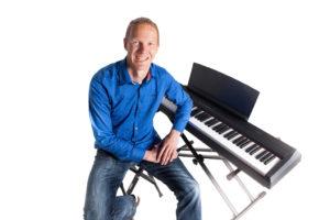 Bart Spruit- Pianoleraar, keyboardleraar